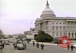 Image of President Ronald Reagan Washington DC White House USA, 1981, second 38 stock footage video 65675053271