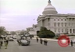 Image of President Ronald Reagan Washington DC White House USA, 1981, second 39 stock footage video 65675053271