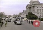 Image of President Ronald Reagan Washington DC White House USA, 1981, second 40 stock footage video 65675053271