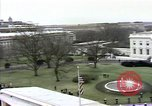 Image of President Ronald Reagan Washington DC White House USA, 1981, second 60 stock footage video 65675053271