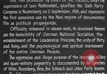 Image of Triumph of the Will Nuremberg Germany, 1934, second 26 stock footage video 65675053272