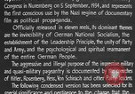 Image of Triumph of the Will Nuremberg Germany, 1934, second 28 stock footage video 65675053272