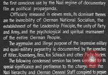 Image of Triumph of the Will Nuremberg Germany, 1934, second 30 stock footage video 65675053272