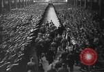 Image of closing of Sixth Nazi Party Congress Nuremberg Germany, 1934, second 30 stock footage video 65675053280