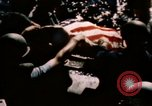 Image of Navy burial at sea Pacific Ocean, 1944, second 29 stock footage video 65675053282