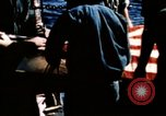 Image of Navy burial at sea Pacific Ocean, 1944, second 37 stock footage video 65675053282