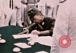 Image of War correspondent Pacific Theater, 1945, second 41 stock footage video 65675053287