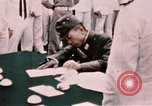 Image of War correspondent Pacific Theater, 1945, second 42 stock footage video 65675053287
