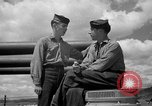 Image of sailors on deck Corregidor Island Philippines, 1945, second 17 stock footage video 65675053294