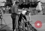 Image of sailors on deck Corregidor Island Philippines, 1945, second 41 stock footage video 65675053294