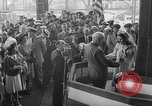 Image of USS Santa Fe CL-60 Camden New Jersey USA, 1942, second 46 stock footage video 65675053296