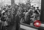 Image of USS Santa Fe CL-60 Camden New Jersey USA, 1942, second 50 stock footage video 65675053296