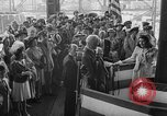 Image of USS Santa Fe CL-60 Camden New Jersey USA, 1942, second 52 stock footage video 65675053296