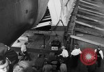 Image of USS Santa Fe CL-60 Camden New Jersey USA, 1942, second 59 stock footage video 65675053296