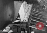 Image of USS Santa Fe CL-60 Camden New Jersey USA, 1942, second 62 stock footage video 65675053296