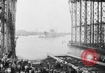 Image of cruiser USS Santa Fe CL-60 Camden New Jersey USA, 1942, second 45 stock footage video 65675053297