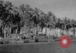 Image of Landing Crafts Mechanized Purata Bougainville Papua New Guinea, 1943, second 1 stock footage video 65675053304