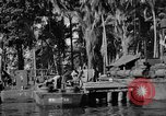 Image of Landing Crafts Mechanized Purata Bougainville Papua New Guinea, 1943, second 10 stock footage video 65675053304