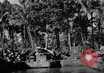 Image of Landing Crafts Mechanized Purata Bougainville Papua New Guinea, 1943, second 12 stock footage video 65675053304