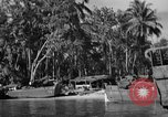 Image of Landing Crafts Mechanized Purata Bougainville Papua New Guinea, 1943, second 19 stock footage video 65675053304