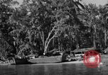 Image of Landing Crafts Mechanized Purata Bougainville Papua New Guinea, 1943, second 20 stock footage video 65675053304