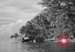 Image of Landing Crafts Mechanized Purata Bougainville Papua New Guinea, 1943, second 24 stock footage video 65675053304