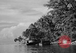 Image of Landing Crafts Mechanized Purata Bougainville Papua New Guinea, 1943, second 26 stock footage video 65675053304