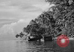 Image of Landing Crafts Mechanized Purata Bougainville Papua New Guinea, 1943, second 27 stock footage video 65675053304