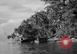 Image of Landing Crafts Mechanized Purata Bougainville Papua New Guinea, 1943, second 29 stock footage video 65675053304