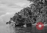 Image of Landing Crafts Mechanized Purata Bougainville Papua New Guinea, 1943, second 30 stock footage video 65675053304
