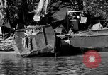 Image of Landing Crafts Mechanized Purata Bougainville Papua New Guinea, 1943, second 40 stock footage video 65675053304