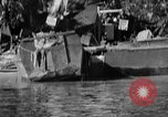 Image of Landing Crafts Mechanized Purata Bougainville Papua New Guinea, 1943, second 43 stock footage video 65675053304