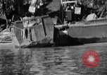 Image of Landing Crafts Mechanized Purata Bougainville Papua New Guinea, 1943, second 45 stock footage video 65675053304