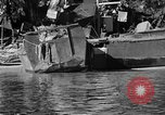 Image of Landing Crafts Mechanized Purata Bougainville Papua New Guinea, 1943, second 46 stock footage video 65675053304