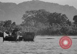 Image of Landing Crafts Mechanized Purata Bougainville Papua New Guinea, 1943, second 59 stock footage video 65675053304