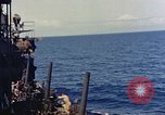 Image of USS Honolulu CL-48 Pacific Theater, 1943, second 31 stock footage video 65675053306