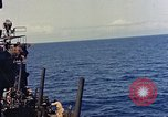 Image of USS Honolulu CL-48 Pacific Theater, 1943, second 32 stock footage video 65675053306