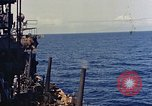 Image of USS Honolulu CL-48 Pacific Theater, 1943, second 34 stock footage video 65675053306