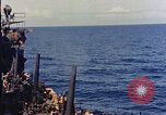 Image of USS Honolulu CL-48 Pacific Theater, 1943, second 35 stock footage video 65675053306
