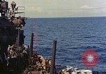 Image of USS Honolulu CL-48 Pacific Theater, 1943, second 38 stock footage video 65675053306