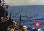 Image of USS Honolulu CL-48 Pacific Theater, 1943, second 39 stock footage video 65675053306