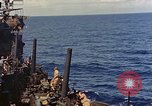 Image of USS Honolulu CL-48 Pacific Theater, 1943, second 46 stock footage video 65675053306