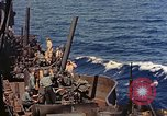 Image of USS Honolulu CL-48 Pacific Theater, 1943, second 51 stock footage video 65675053306