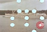 Image of hospital ship Pacific Theater, 1943, second 59 stock footage video 65675053308