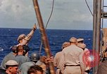 Image of USS Honolulu CL-48 Pacific Theater, 1943, second 27 stock footage video 65675053309