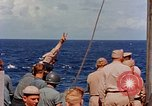 Image of USS Honolulu CL-48 Pacific Theater, 1943, second 28 stock footage video 65675053309