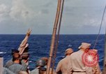 Image of USS Honolulu CL-48 Pacific Theater, 1943, second 30 stock footage video 65675053309