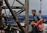 Image of USS Honolulu CL-48 Pacific Theater, 1943, second 32 stock footage video 65675053309