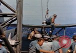 Image of USS Honolulu CL-48 Pacific Theater, 1943, second 33 stock footage video 65675053309