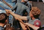 Image of USS Honolulu CL-48 Pacific Theater, 1943, second 50 stock footage video 65675053309